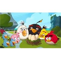 Angry Birds Toons Geliyor !