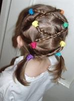 Çocuk Saç Örgü Modelleri-6
