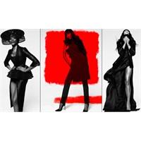 Naomi Campbell Siyahlar İçinde