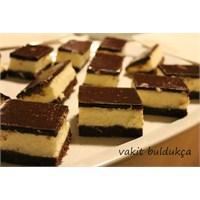 Çikolatalı Cheescake Eser'den..