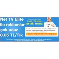 Net Tv Elite Reklam Yayınlamak
