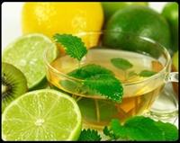 Cildinize Bir Mucizede Yeşil Çaydan