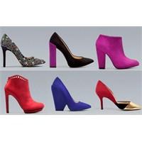 Zara'nın Sonbahar Ayakkabı Koleksiyonu