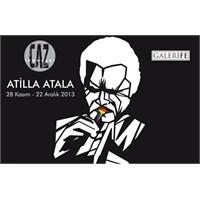 Atilla Atala'nın ' Caz İkonları' Sergisi Açıldı.