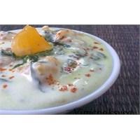 Salatalar...Yoğurtlu Ispanak Salatası