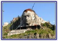 İzmir-buca daki Dev Atatürk Maskı