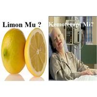 Limon Mu Kemoterapi Mi?