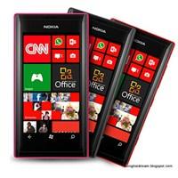 Nokia Yeni Modelini Duyurdu 'lumia 505'
