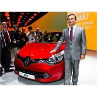 Yerli Clio, Paris Motor Show' Fuari'nda