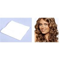 Saç Tipinizi Öğrenmek İçin Pelür Kağıdı Testi