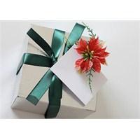 Diy / Süslü Hediye Paketi Not Tutacağı…