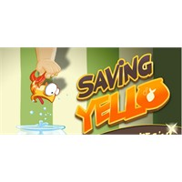 Saving Yello İphone Çocuk Oyunu