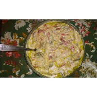 Biberli Patlıcan Ezmesi (Közlenmiş)