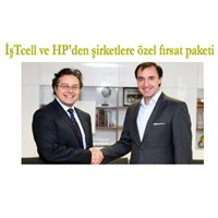 İştcell Ve Hp'den Şirketlere Özel Fırsat Paketi