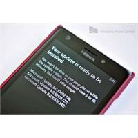 Windows Phone 8 Gdr3 Güncellemesi Nasıl Yüklenir?