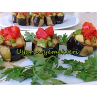 Sebzeli Patlıcan Çanağı