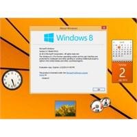 Windows 8.1 Desktop Gadgets İndirin!