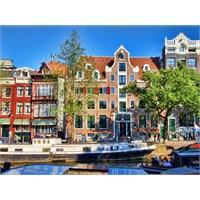 Bisiklet Şehri, Amsterdam