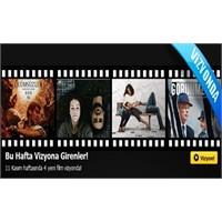 Bu Hafta Vizyona Giren Filmler Ve Fragmanları !