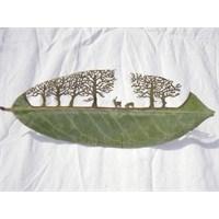 Lorenzo Duran- Yaprak Oyma Sanatı