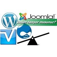 Açık Kaynak Kodlu Yazılımlar (Cms)