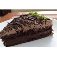 Çikolatalı Pasta Tarifi (Vişne Suyu İle)