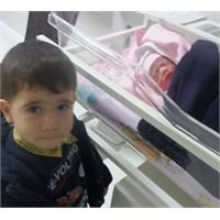 Hoşgeldin Erenay Ürküt Bebek !