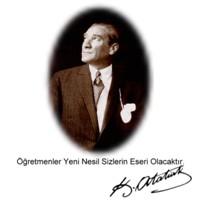 Başöğretmenimiz Atatürk'ün İzindeyiz !