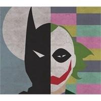 En İyi 15 Minimal Batman Film Afişi