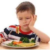 Çocuklarda İştahsızlığın Nedenleri Nelerdir?