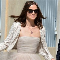Keira Knightley Evlendi