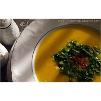 Havuç Çorbası - Unutulmaz Lezzetler'den
