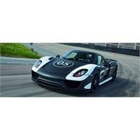 Porsche 918 Spyder Hibrid Prototipi