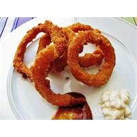 Fried Onion Rings-kızarmış Soğan Halkaları