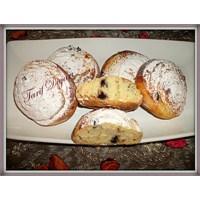 Kremalı Tatlı Nefis Çörek