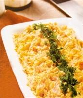 Yoğurtlu Havuç Salatası(maydanozlu)
