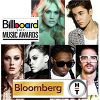 2012 Billboard Müzik Ödülleri Adayları