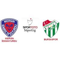 Mersin İy 0 – 1 Bursaspor ( 13/04/2013 ) ( Özet )