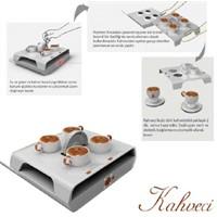 Kahveci Türk Kahvesi Pişirme Makinesi