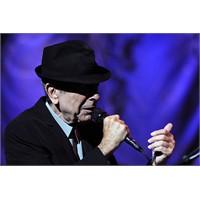 Leonard Cohen Eylül'de İstanbul'da...