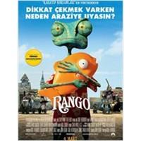 2011'in En İyi Animasyonlarından Biri: Rango