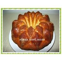 İki Şekerimden Portakallı Kek
