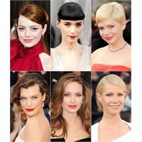 2012 Oscar Makyajları
