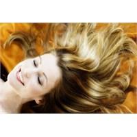 Sağlıklı, Güzel Ve Işıl Işıl Saçlar