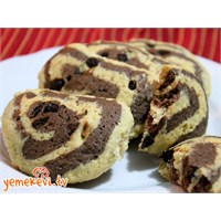 Fındıklı Ve Çikolatalı Biscotti