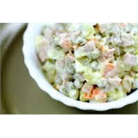 Salatalar - Rus Salatası