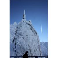 Aiguille Du Midi - Mont Blanc Dağı'nın Zirvesi