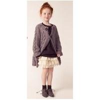 (Zara Çocuk) Kız Çocukları İçin Etek Modelleri