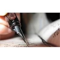 Yazar Adaylarına Öneriler
