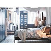 İkea Yatak Odaları 2012 Modelleri